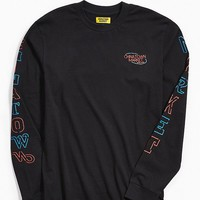 Chinatown Market Neon Open Long Sleeve Tee | Urban Outfitters