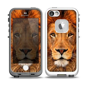 The Real Tiger Skin for the iPhone 5-5s Fre LifeProof Case