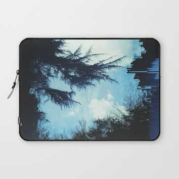 In the Wind Laptop Sleeve by Ducky B