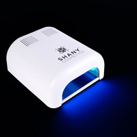 Professional Salon Quality UV Gel Polish Light Nail Dryer 36 Watts with Timer also for Feet