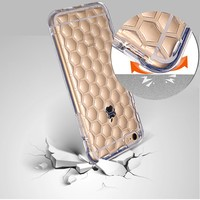 For iPhone 6S And 6 Case Roybens Clear Shockproof 3mm Thick Flexible Rugged Prot...