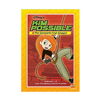 Kim Possible: The Complete First Season DVD