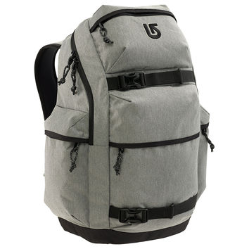 Burton: Kilo Backpack - Grey Heather