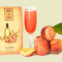 Peach Bellini Drink Mix by Wine-a-Rita