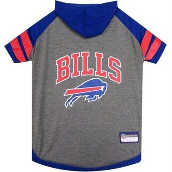 MDIGON Buffalo Bills Pet Hoodie T-Shirt