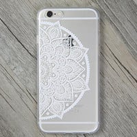 Lace Cover Case for iPhone 5s 5se 6 6s Plus Gift + Gift Box