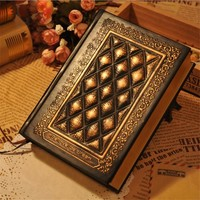 Hardcover Leather Notebook Journal