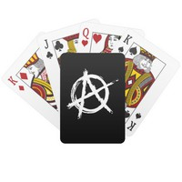 anarchy A Playing Cards