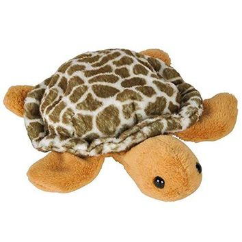 Wildlife Tree 3.5 Inch Tortoise Turtle Mini Small Stuffed Animals Bulk Bundle of Zoo Animal Toys or Jungle Safari Party Favors for Kids Pack of 12