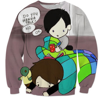 Dan and Phil existential crisis