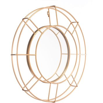 Gold Goa Wall Mirror