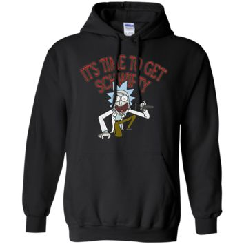 Ripple Junction Rick and Morty Adult T-Shirt G185 Gildan Pullover Hoodie 8 oz.