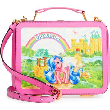 Moschino x My Little Pony Leather Lunch Box | Nordstrom