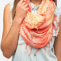 BDG Sunwashed Twist Eternity Scarf