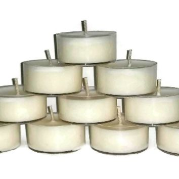 Vegan Tea Lights, Summer Scents