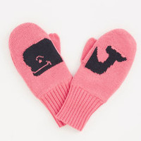 Girls' Accessories: Whale-N-Tail Mittens for Girls' - Vineyard Vines