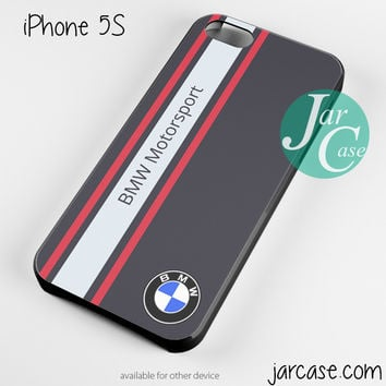 BMW Motorsport Phone case for iPhone 4/4s/5/5c/5s/6/6 plus