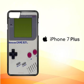 Retro Gameboy Nintendo X4520 iPhone 7 Plus Case