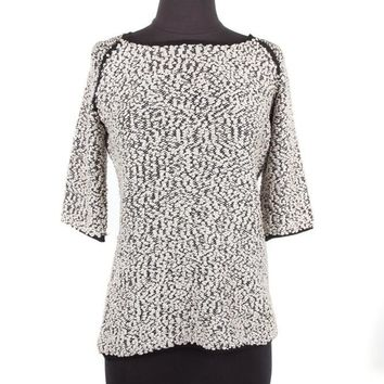 Women's Dries Van Noten Silver Sweater