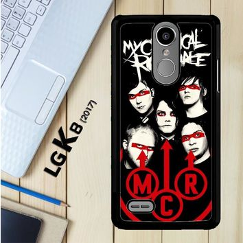 My Chemical Romance C0351 LG K8 2017 / LG Aristo / LG Risio 2 / LG Fortune / LG Phoenix 3 Case