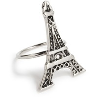Eiffel Tower Napkin Ring | Sur La Table