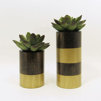 Air Plant Holders, Succulent Planters, Modern Planters, Succulent Pot, Wood Planters, Unique Planters, Rustic Planters, Indoor Planter Set