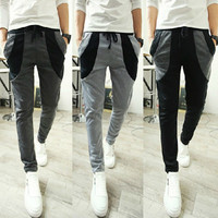 New Sport Men Design Harem Pants