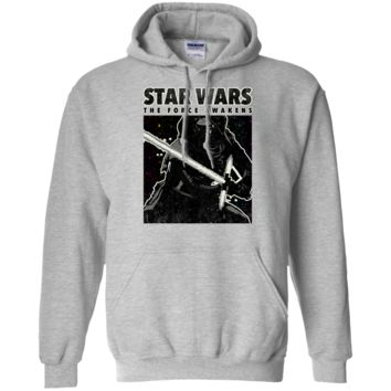 wanted- kylo ren T-Shirt