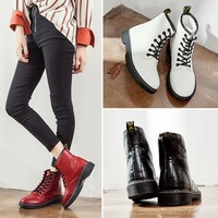 On Sale Hot Deal Dr. Martens Winter Stylish Boots [11144748039]