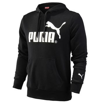 Puma Fashion Casual Sport Gym Hooded Top Sweater Pullover
