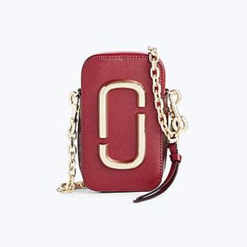 Hot Shot Leather Mini Bag | Marc Jacobs