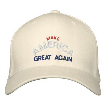 Make America great again Embroidered Baseball Cap