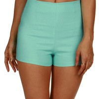 Sale-mint Spring Fever Shorts