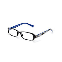 Vera Bradley Monica Readers - Ink Blue 1.5 Strength
