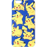 Pokemon Pikachu iPhone 6 Case