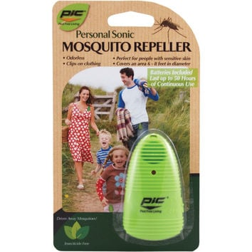 PIC Personal Sonic Mosquito Repeller PMR PMR 72477983551