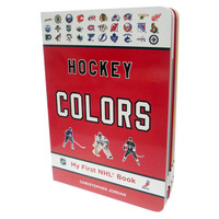My First NHL Board Books - Hockey Colors