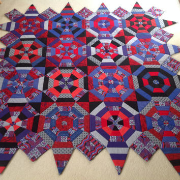 War Bonnet - Native American Inspired Quilt