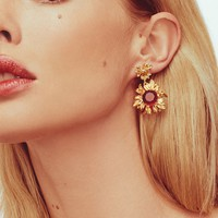 Carnation Earrings – For Love & Lemons