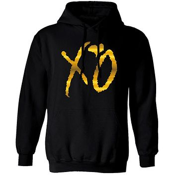 Hot High Quality Autumn Winter Owl Drake Ovoxo Xo Weeknd Crewneck Hooded Sweatshirt Hoodie For Men Gift