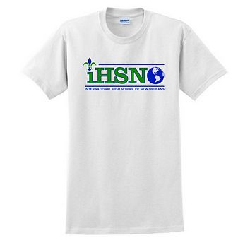 International High School of New Orleans (IHSN) Youth PE Shirt