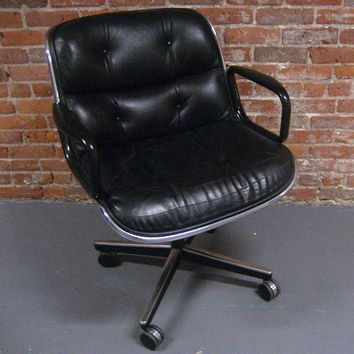 Knoll Pollock Executive Chair