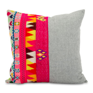 Cusco Pillow VI