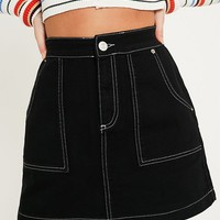 BDG Black Carpenter Skirt | Urban Outfitters