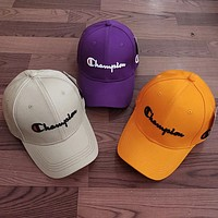 Champion cap wild hipster casual hat baseball cap male sun hat F0643-1