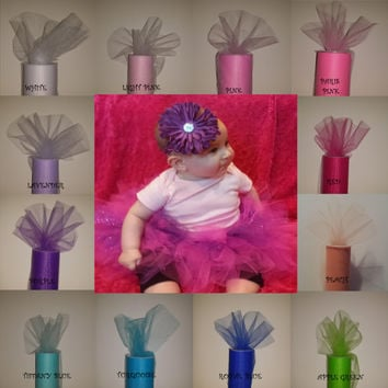16 Colors Custom Newborn / Baby/ Toddler Tutu - Photo Prop / Dress up / Special Occasion