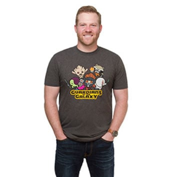 Guardians of the Galaxy Little Bad Group T-Shirt