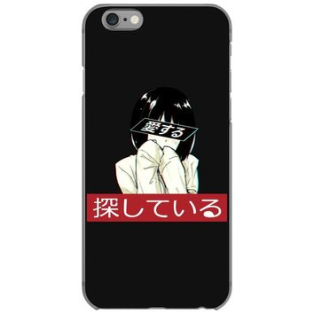 Sad Japanese Aesthetic iPhone 6/6s Case
