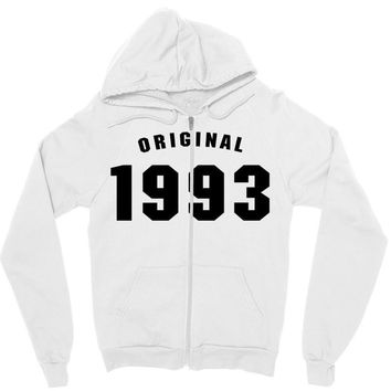 Original 1993 With Crown Zipper Hoodie