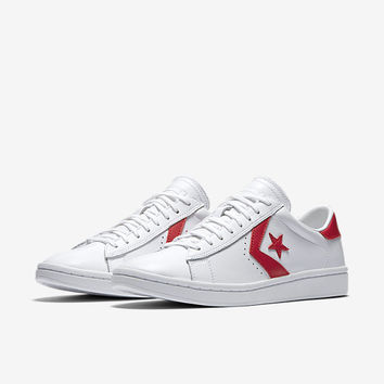 The Converse Pro Leather LP Leather Low Top Women's Shoe.
